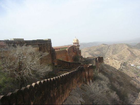 Jaipur photos, Jaigarh Fort - A View