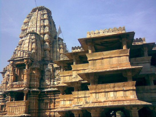 Dungarpur photos, Deo Somnath Temple - Architecture