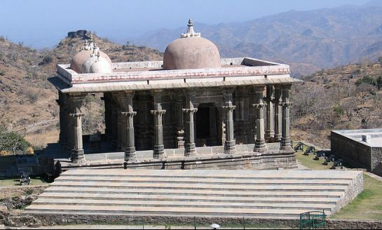 Kumbhalgarh photos, Neelkanth Mahadeo Temple - An Image