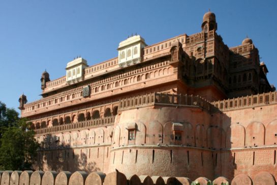 Bikaner photos, Junagarh Fort
