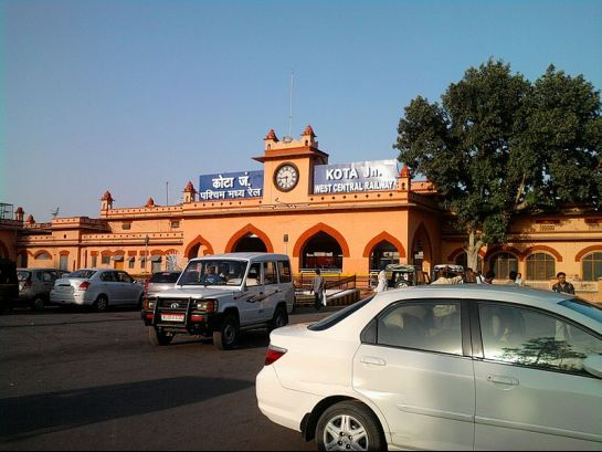 Kota photos, Kota Railway Station