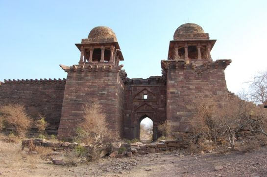 Karauli photos, Timangarh Fort - Fort