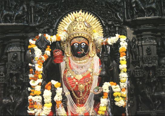 Banswara photos, Tripura Sundari - Idol