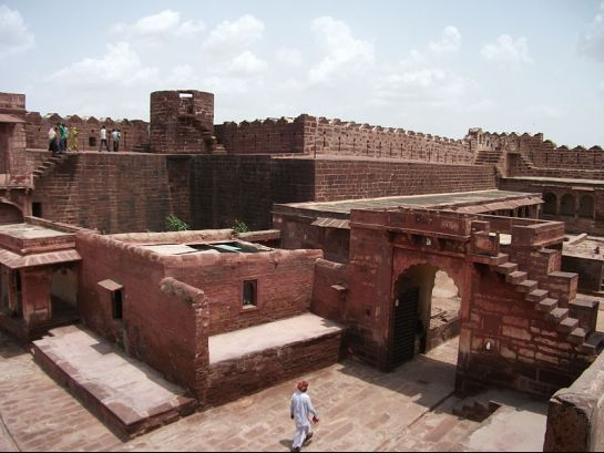 Pokhran photos, Fort Pokaran