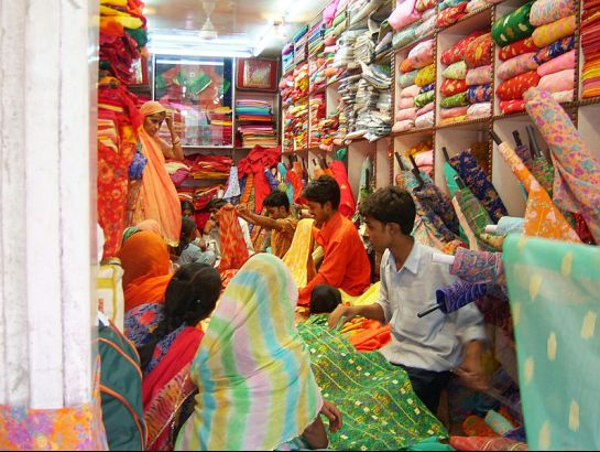 Jodhpur photos, Shopping - Sardar Market