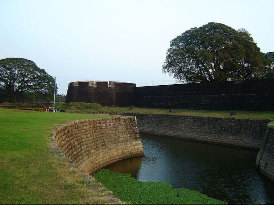 Palakkad photos, Palakkad Fort - Splendid view