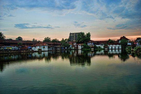 Thiruvananthapuram photos, Sri Padmanabha Swamy Temple - Respendent Complex