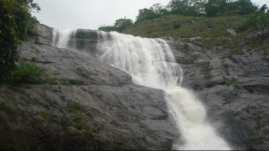 Thenmala photos, Palaruvi Waterfalls - Milky Stream