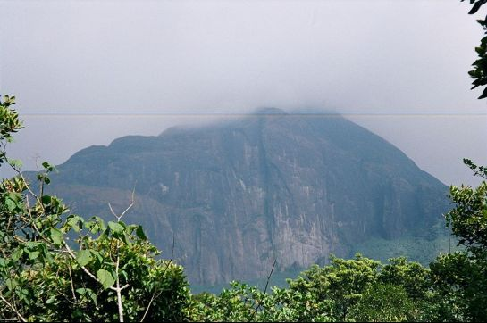 Thiruvananthapuram photos, Agastya Mala Peak