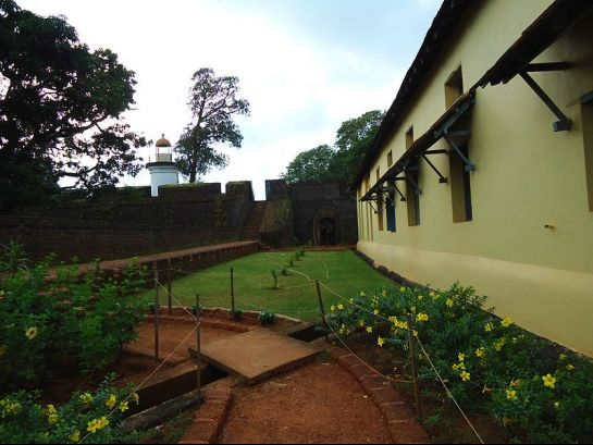 Thalassery photos, Thalassery Fort - Compound of the fort