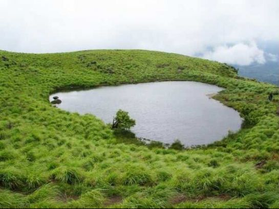 Kalpetta photos, Chembra Peak - Heart