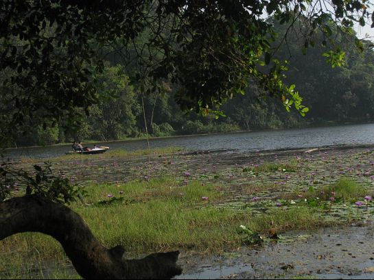 Wayanad photos, Pookot Lake - Boat Ride