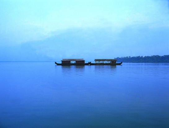 Kumarakom photos, Vembanad Lake - House Boat