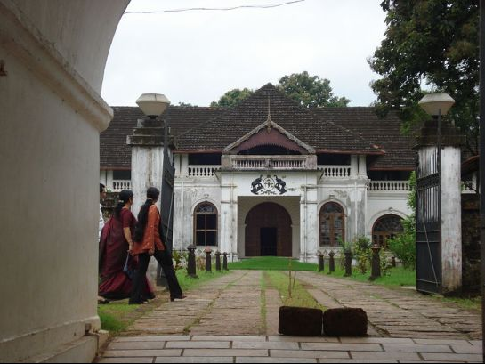 Thrissur photos, Shaktan Thampuran Palace