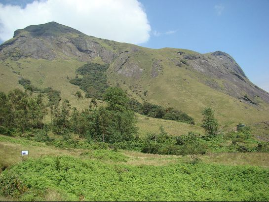 Munnar photos, Rajmala- A View Of The Anamudi Hills