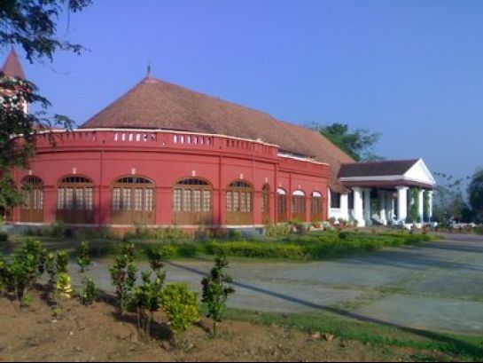 Thiruvananthapuram photos, The Kanakakkunnu Palace