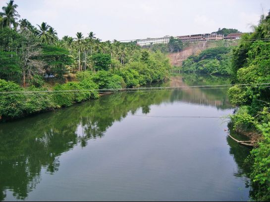 Kozhikode photos, Kadalundi - River