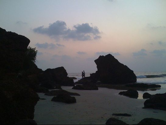 Kannur photos, Payyambalam Beach - Picturesque View