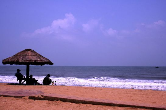 Kochi photos, Cherai Beach - Calm and pristine