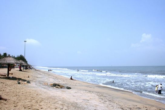 Kochi photos, Cherai Beach - Beach