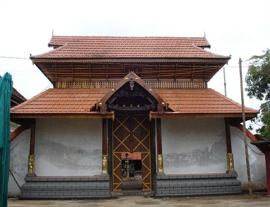 Kochi photos, Ernakulathappan Temple - The Entrance