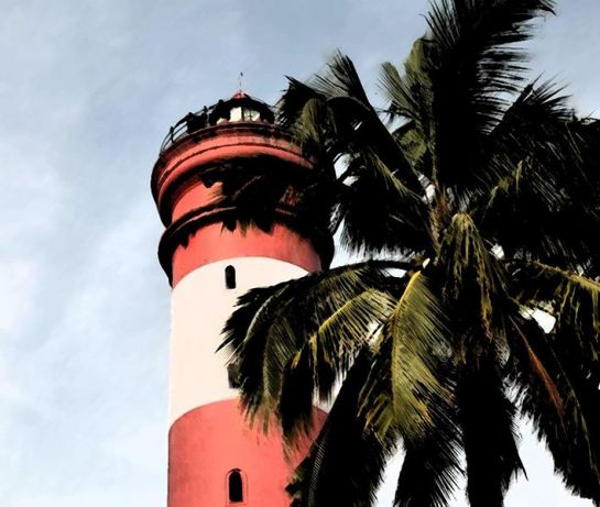 Alleppey photos, Alleppey Lighthouse