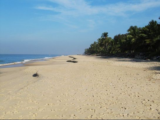 Alleppey photos, Alleppey Beach Coastline