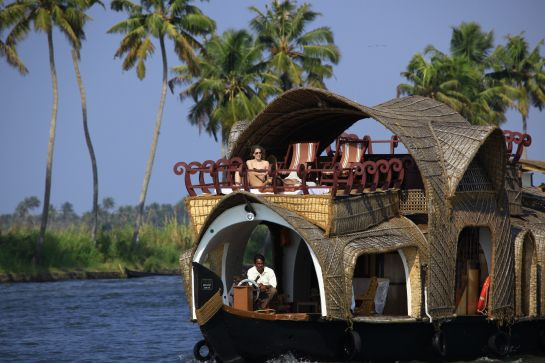 Alleppey photos, Houseboat