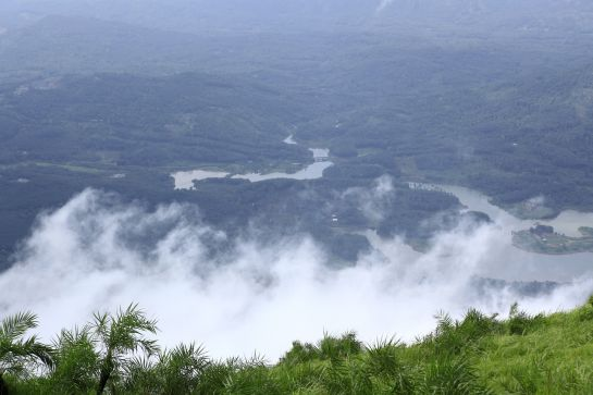 Kottayam photos, Elaveezhapoonchira - A Beautiful View