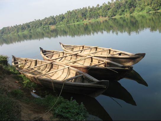 Aluva photos, Periyar River - Boats