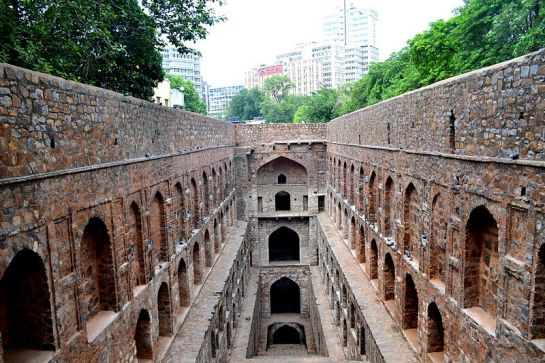 Delhi photos, Agrasen Ki Baoli