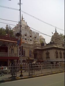 Delhi photos, Gauri Shankar Temple - Outer View