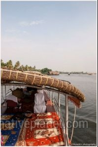 Alleppey photos, Houseboats in Kerala - Inside the Houseboat