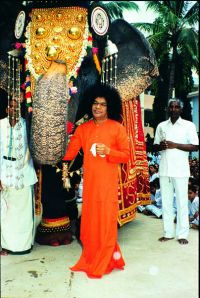 Puttaparthi photos, Sathya Sai Baba