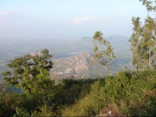 Madanapalle photos, Horsely Hills - Hills