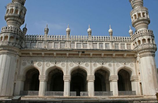 Hyderabad photos, Hayath Bakshi Begum Mosque - Great Mosque
