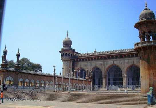 Hyderabad photos, Mecca Masjid - A Clean view