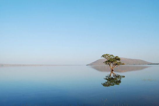 Warangal photos, Pakhal Lake - The Pristine Lake