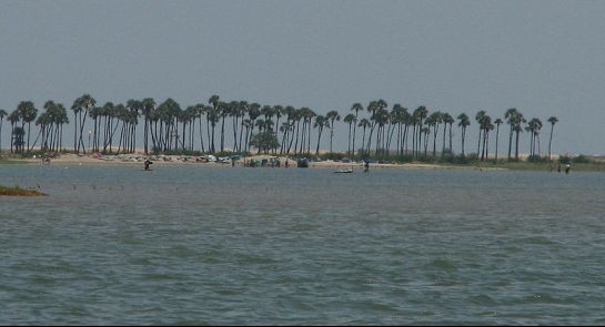 Nellore photos, Pulicat lake - Fishing Camp