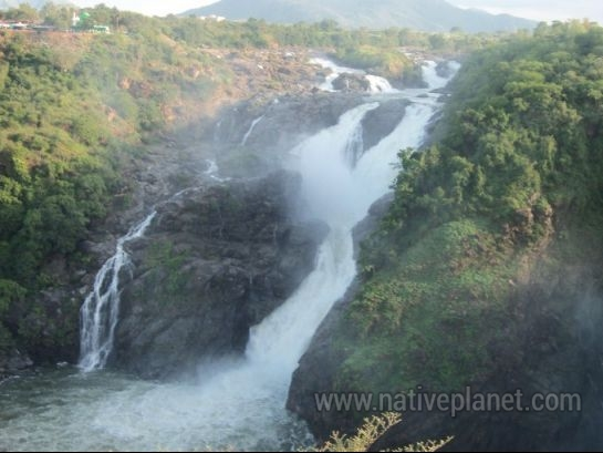 Shivanasamudra photos, Shivanasamudra Waterfalls
