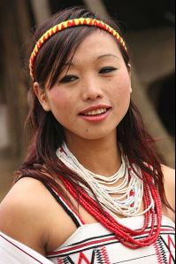 Tuensang photos, Tribe