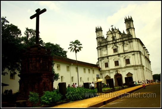 Goa photos, St. Francis of Assisi Church and Convent