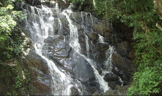 Churachandpur photos, Ngaloi Falls - Ngaloi Falls