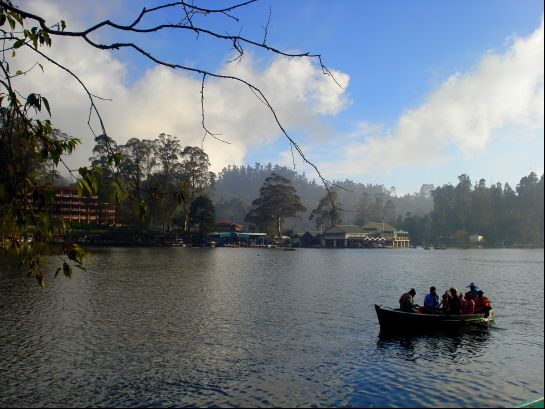 Kodaikanal Photos, Kodai Lake - Boating