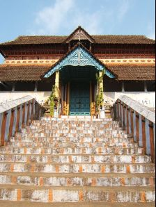 Thiruvattar photos, Sri Adikesavaperumal - Temple stairway