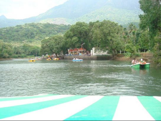 Courtallam photos, Boat Club - Boating