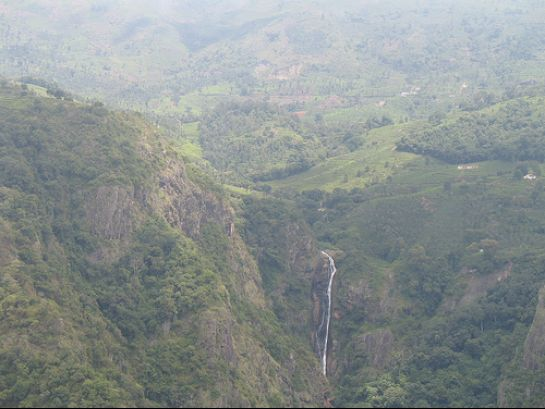 Kotagiri photos, Catherine Water Falls - A Picturesque View