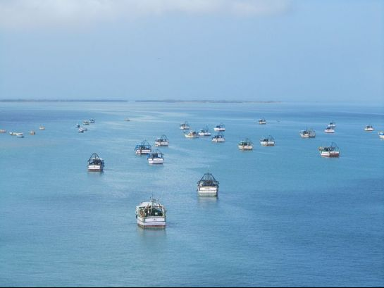 Rameshwaram photos, Sight of Boats