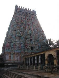 Kumbakonam photos, Adi Kumbeswarar Temple - Main entrance