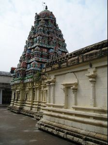 Kumbakonam photos, Ramaswamy temple - A side view